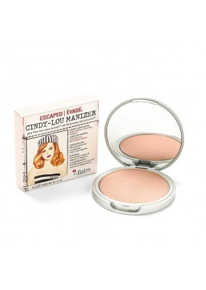the Balm Cindy-Lou Manizer хайлайтер тени