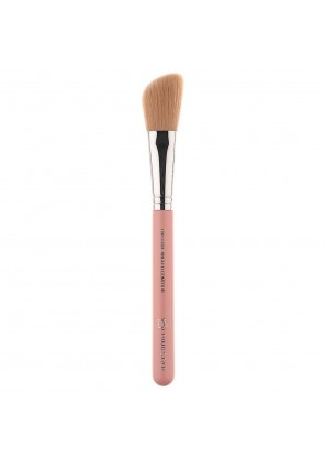 Pink Star Cosmetics Angled Contour Brush Silver L803