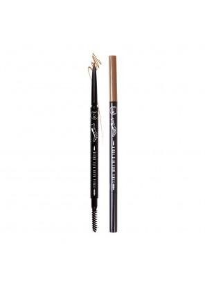 J.Cat beauty PRO-CISION MICRO SLIM BROW PENCIL  карандаш для бровей