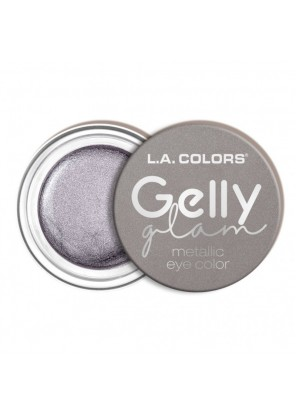 L.A.Colors Gelly Glam Metallic Eye Color тени для глаз